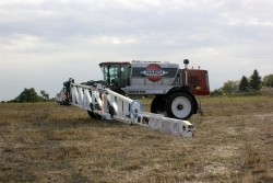 First field demonstration of HARDI RUBICON 9000