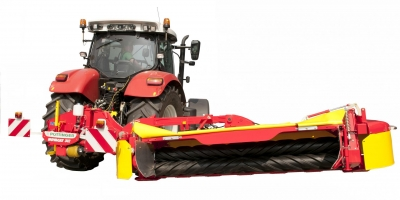 NOVACAT rear-mounted disc mowers