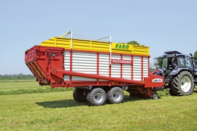 SELFLOADING SILAGE WAGONS