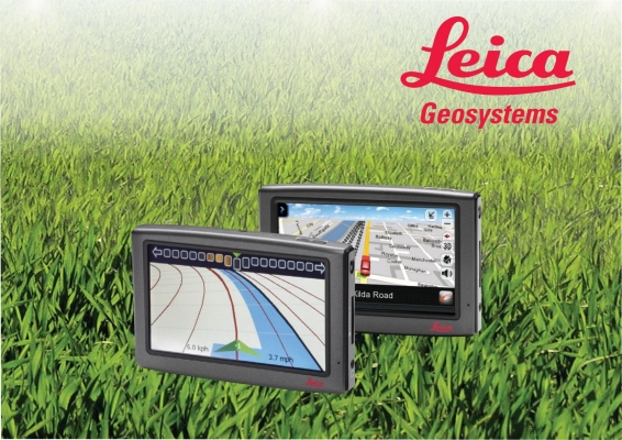 We become official importer for Bulgaria of the Swiss navigation systems LEICA