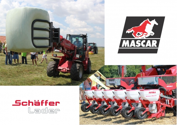 We become importers for Bulgaria of the brands SCHAEFFER LADER and MASCAR