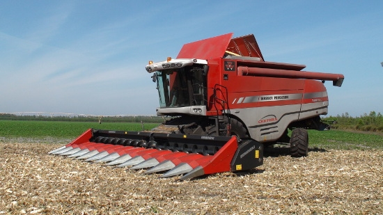 Corn headers ROCK